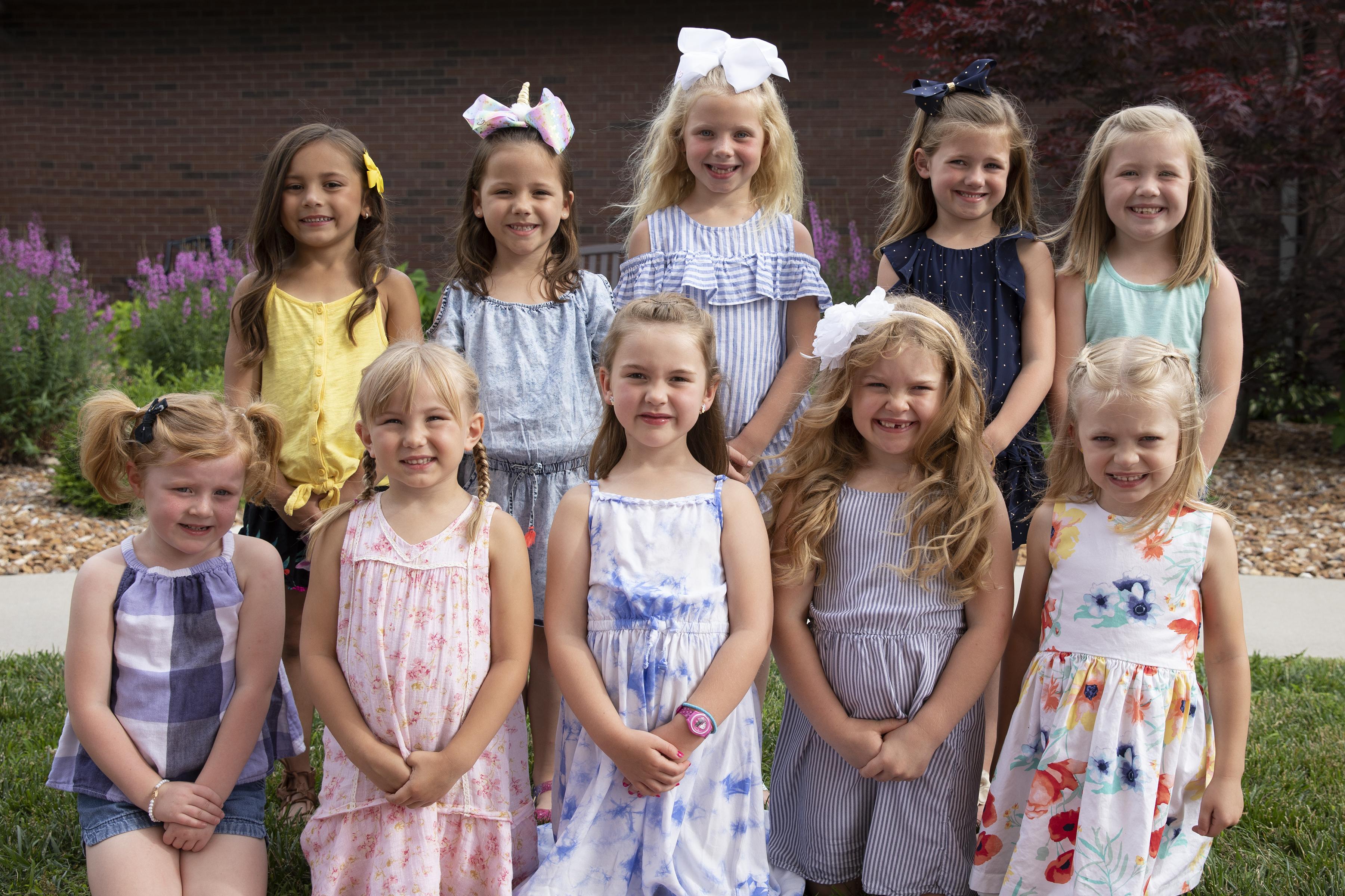 Pumpkin Princess Pageant – Morton Pumpkin Festival
