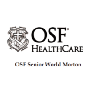 OSF SeniorWorld logo